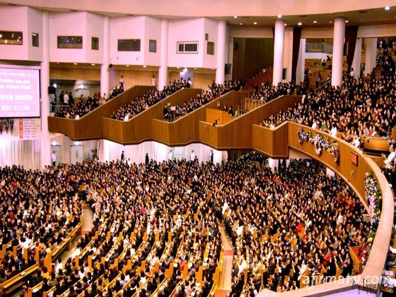 Cea mai mare Biserică Penticostală din lume: 480.000 de persoane participa la serviciul divin saptamanal (Video)!