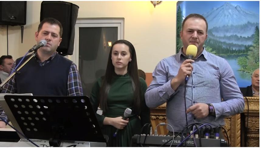 Fratii Buble – Intoarce-ti azi privirea Ta Doamne inspre Romania