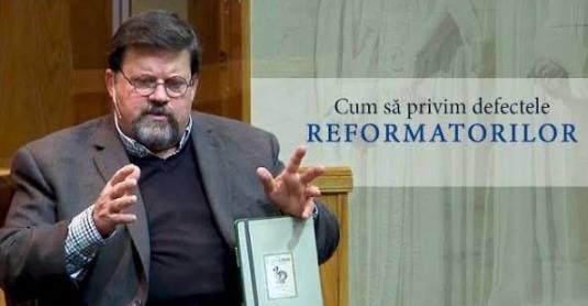 Cum să privim defectele reformatorilor