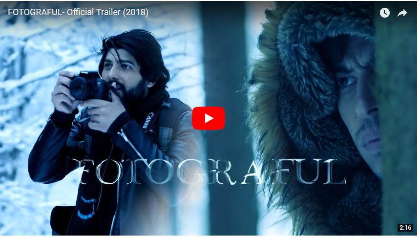 FOTOGRAFUL- Official Trailer (2018)