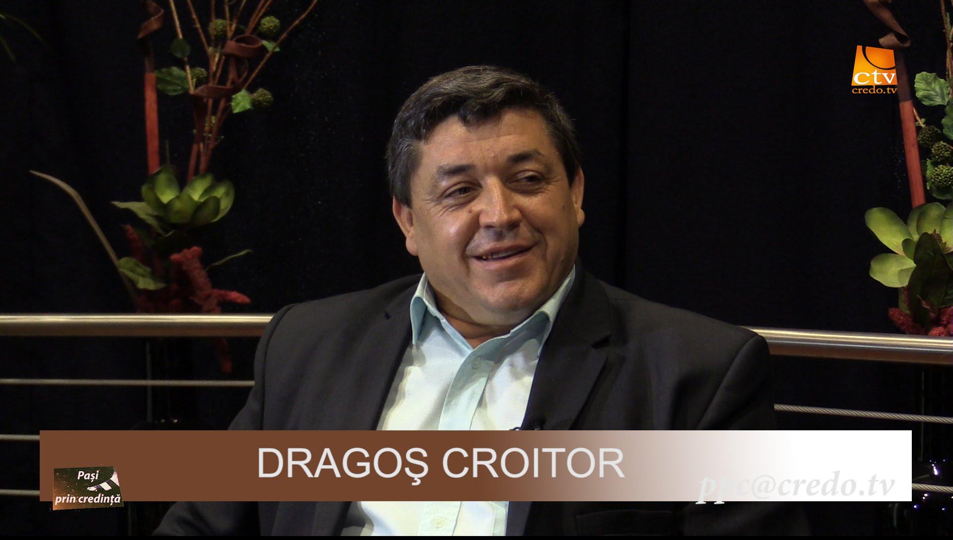 Dragos Croitoru – In fata lui Dumnezeu conteaza ca esti bogat sau sarac pe pamant?