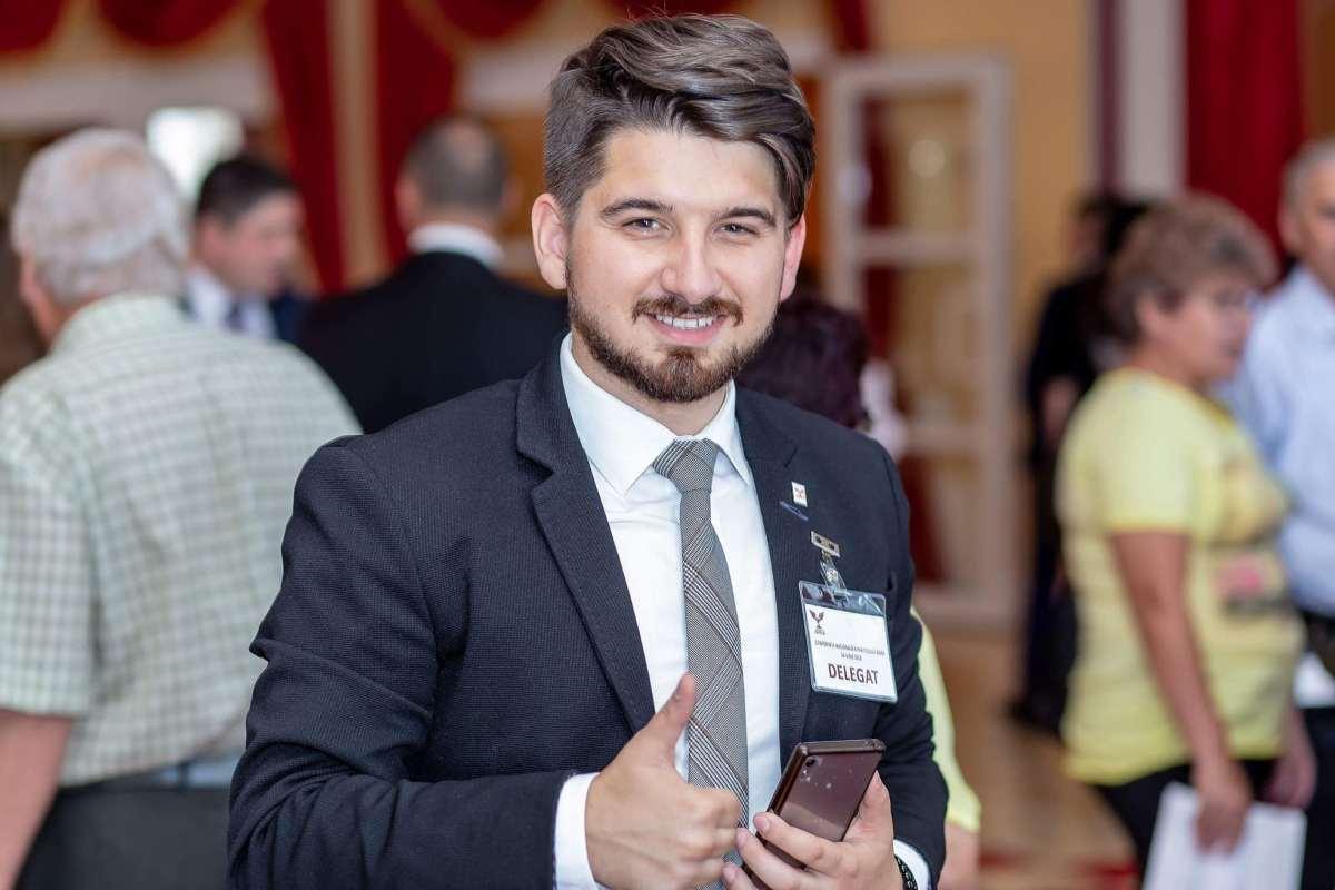Demis Rusu: Singurul tânăr creștin care luptă pentru o Românie curată, o RECONSTRUCȚIE din temelii. Merg pe principiul că Dumnezeu are nevoie de oameni noi