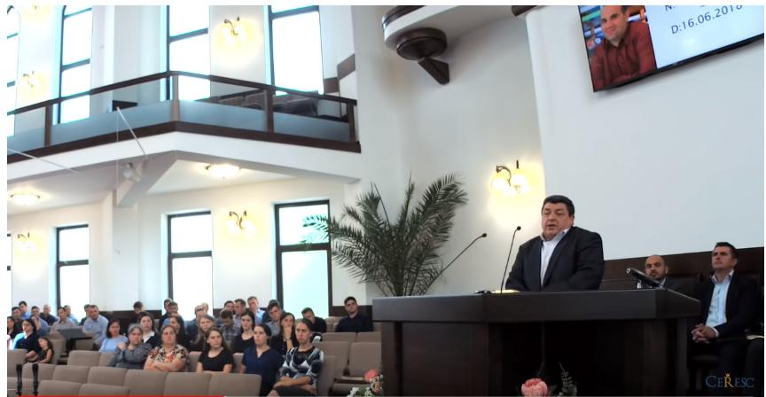 Inmormantare Iosif Lacatis – 20.06.2018 – Biserica Penticostala Sfanta Treime Vicovu de Sus