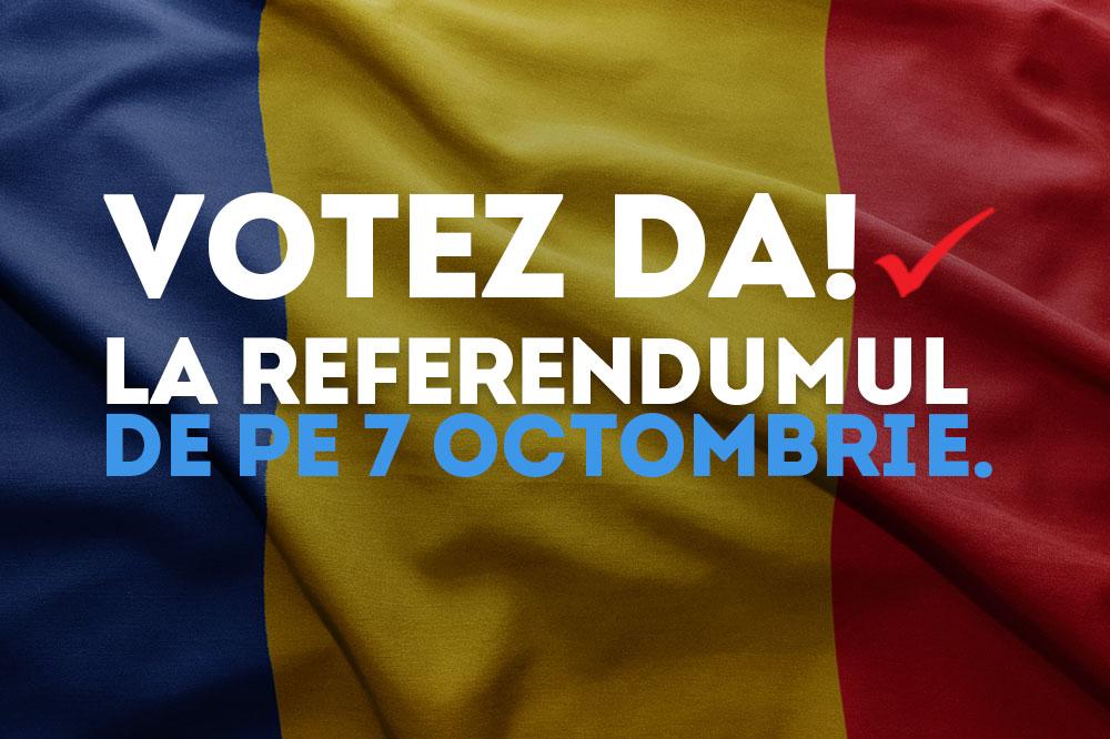 Luați Referendumul din mâna lui Dragnea!