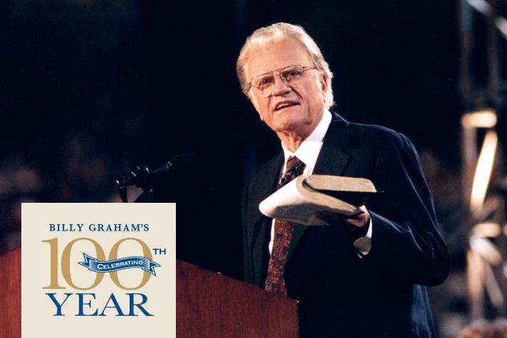 100 years / Billy Graham