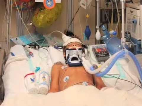 Minune! Copil în moarte cerebrală readus la viață de rugăciunea părinților