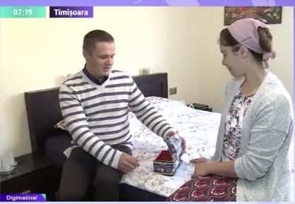Cum a fost răsplătit bărbatul care a returnat 95.000 de euro găsiți într-un dulap