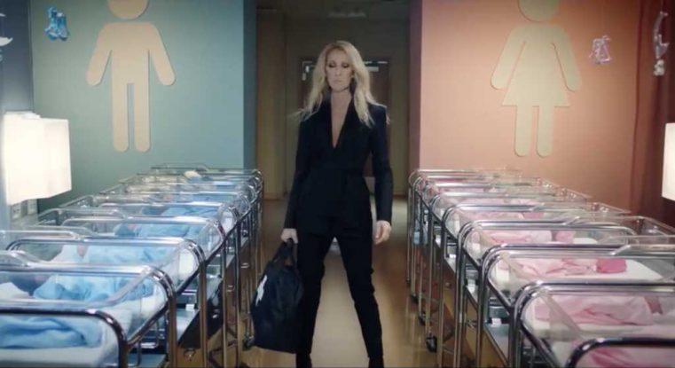 Céline Dion lansează o nouă linie de îmbrăcăminte neutră din punct de vedere al genului printr-o reclamă înfricoșătoare
