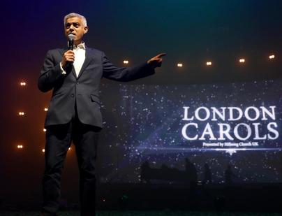Primarul Londrei da exemplu crestinii!