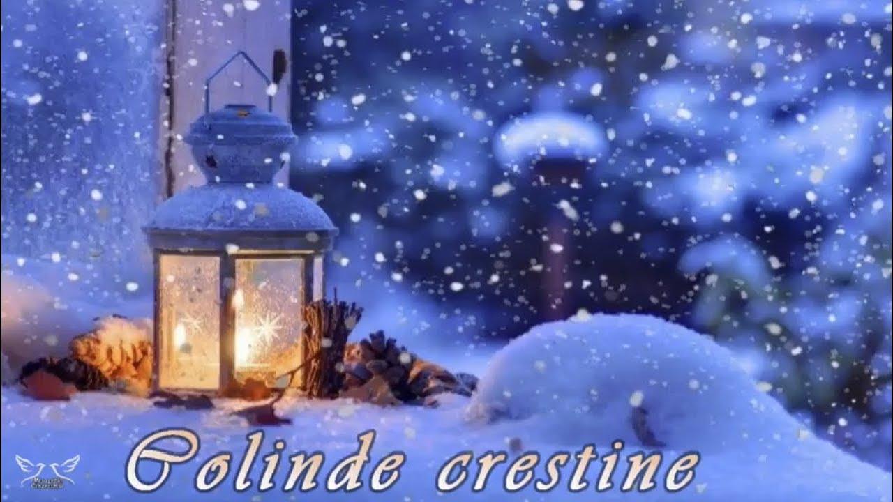 COLINDE CRESTINE- CELE MAI FRUMOASE COLINDE 2018