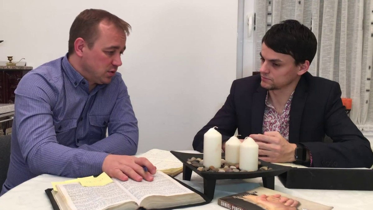 Este permisa relatia intima inainte de casatorie? - Daniel Popescu si Vlad Breana