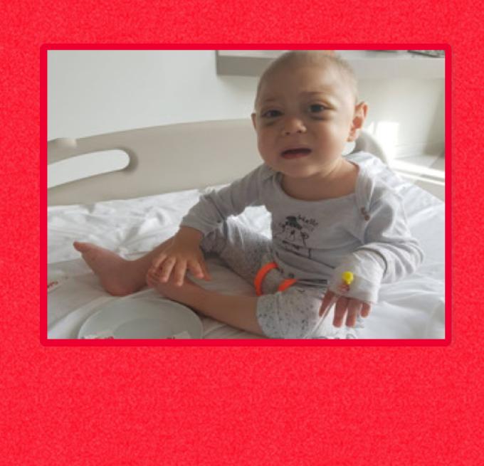 David, un băiețel diagnosticat cu o formă gravă de cancer, are nevoie de ajutor