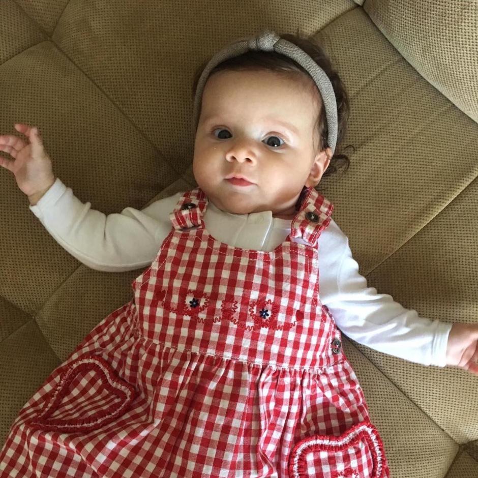 ‼️Theo Pascalau: Apel la rugaciune: Micuta noastra Tessa-Grace are nevoie urgent de sprijin in rugaciune, trebui sa sufere doua interventii chirurgicale complicate la cap , pentru doua implanturi