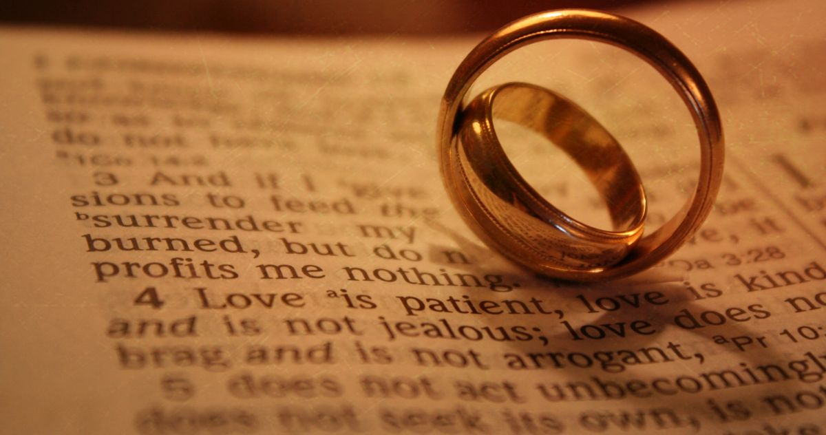 Despre căsătorie…Nu este bine ca omul să fie singur, dar nici să ia pe oricine