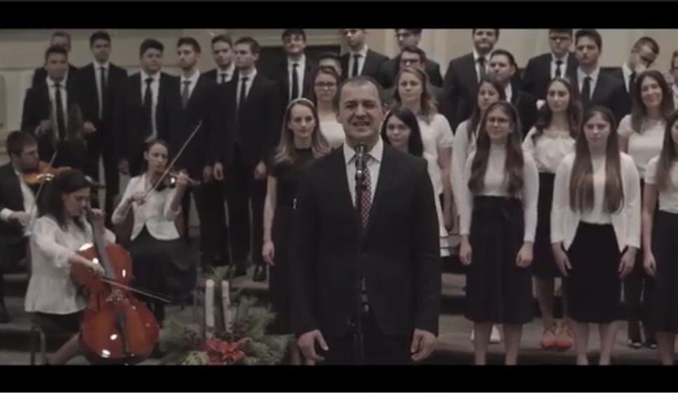 Ionut Craciun- Ingeri mii in ceruri canta | Official Video / Colind