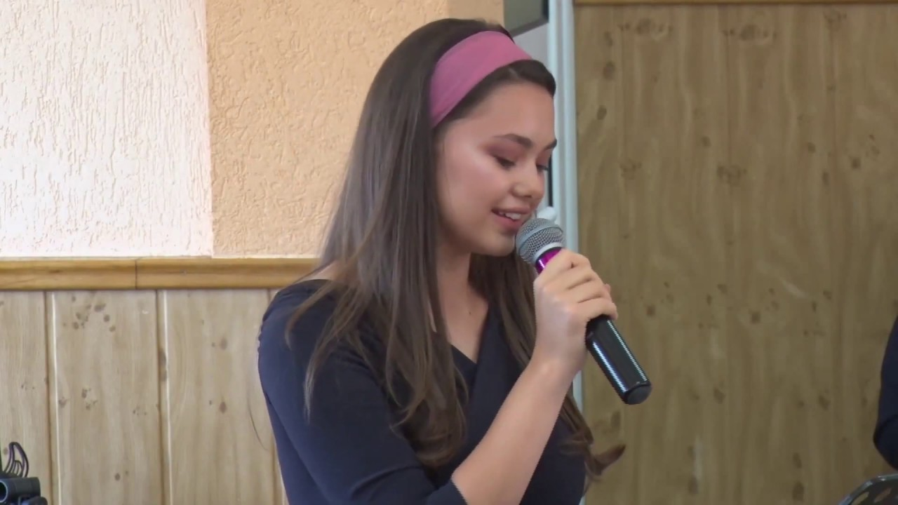 Lorena Buble: Cu Isus vreau să-mi continui calea – Lângă Domnul veşnic voi rămâne