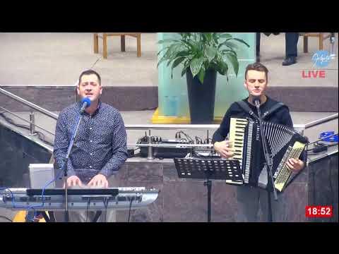 Marius Bernard & Corneliu Buble: Îndeajuns mi-e Doamne doar Harul Tău