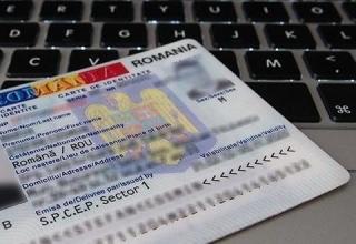 Proiect MAI : Cărți electronice de identitate de la 12 ani, cu CIP pe care sunt stocate date biometrice