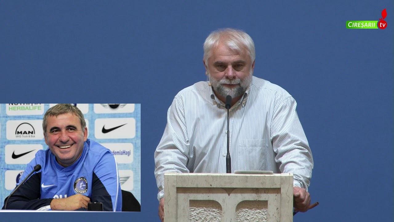 VIDEO: Mesaj special de la Pustan Vladimir pentru Gică Hagi