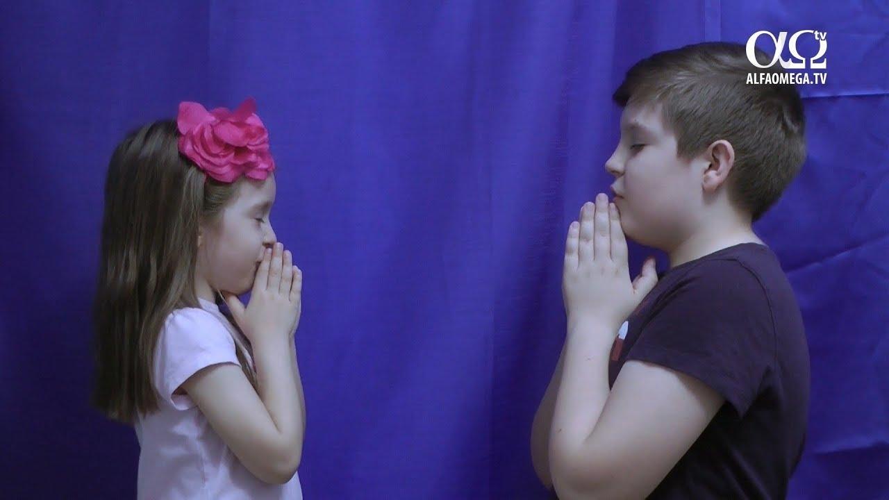 Devoțional pentru copii | MATEI 6:6 (episodul 3)