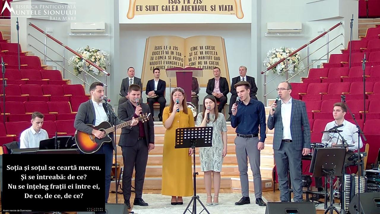 Grup frate Sami Bârsan: E lumea în schimbare, ceva se prevesteşte – Vine Isus, vine Mirele pe nori