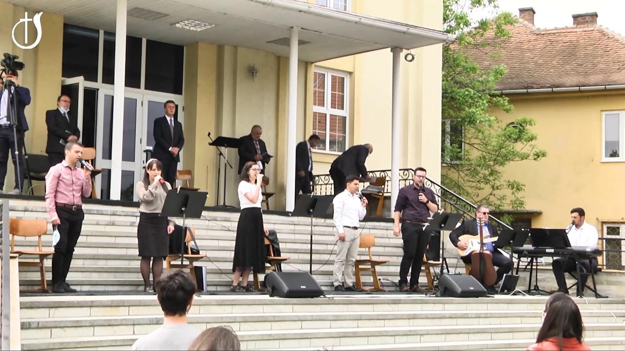 Grup din Biserica Emanuel Sibiu: Chiar dacă oceanele toate