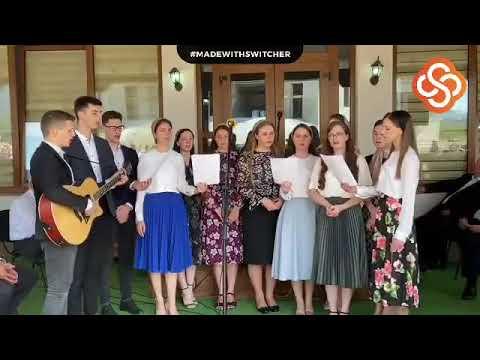 Tineri din Biserica Penticostala Nr 1 Vicovu de Sus : Pot totul în Hristos, ca EL mă întărește