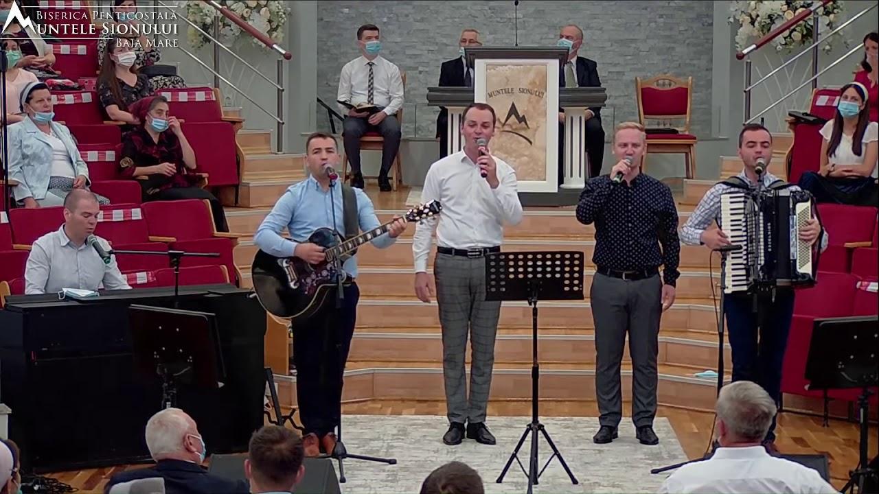Grupul fratelui Sami Bârsan: Aşa vorbeşte Domnul – Te-am purtat pe braţe