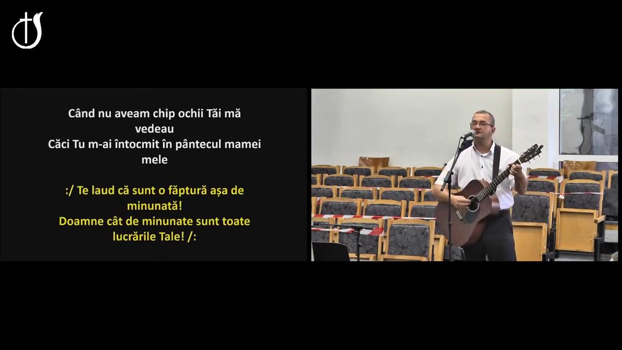 Vlad Popescu: Unde mă voi duce departe de Duhul Tău