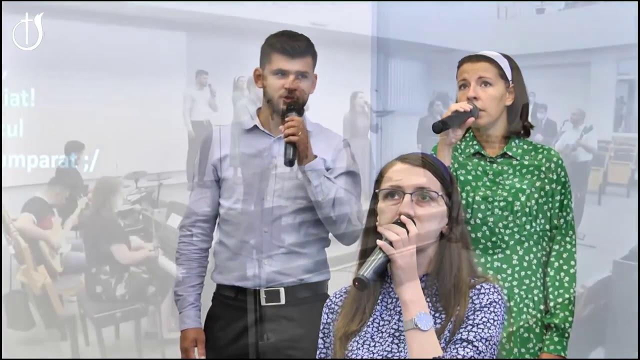 Grup din Biserica Emanuel Sibiu: Cat de departe eram de Tine – Doar cristos, speranta mea