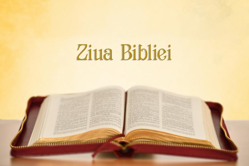 La ordinea zilei: Ziua Mondiala a Bibliei