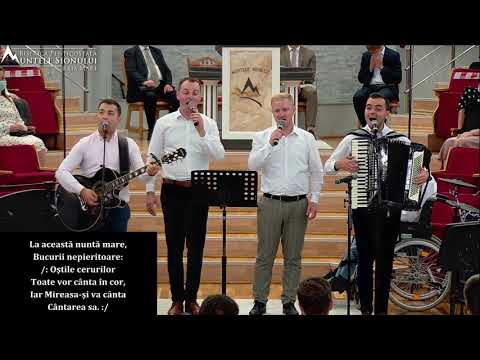 Grupul fratelui Sami Bârsan: Nu există mai presus – Pot totul în Hristos